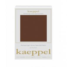 Простыня трикотажная Kaeppel цвет шоколадный